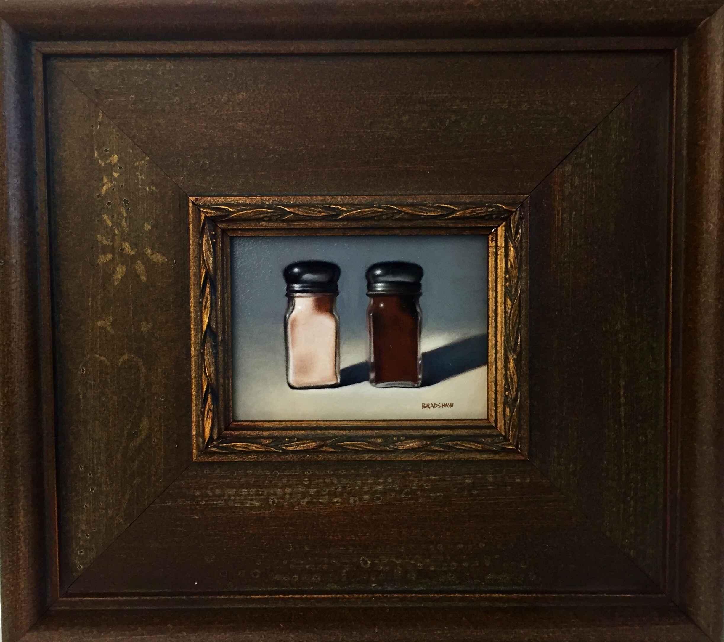 Salt & Pepper by  Pauline Bradshaw - Masterpiece Online