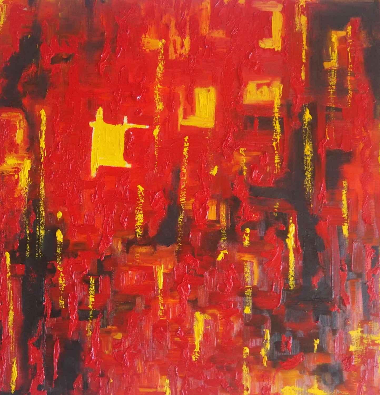 Le foyer by   VAYA - Masterpiece Online
