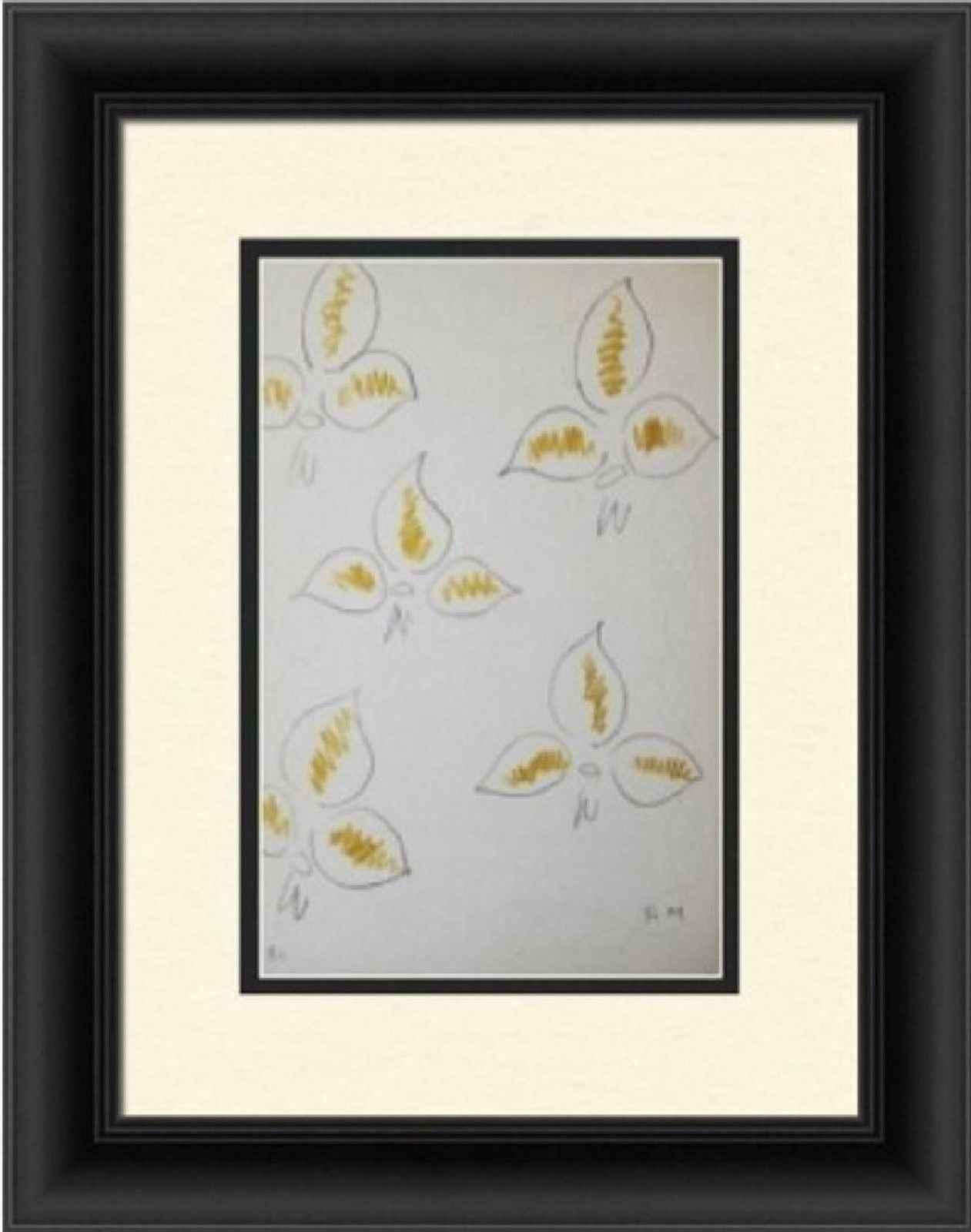 Untitled Fleur De Lys by  Henri Matisse - Masterpiece Online