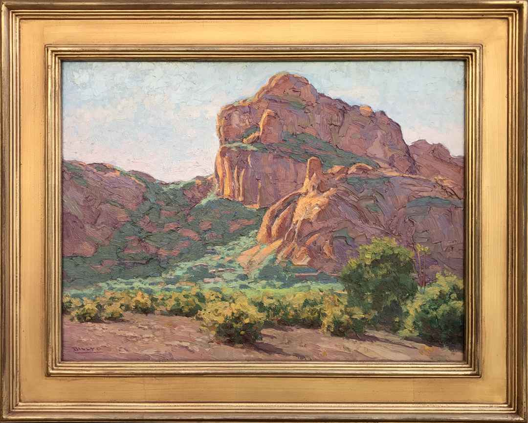 Camel Back Mountain by Mr. Billyo O'Donnell - Masterpiece Online