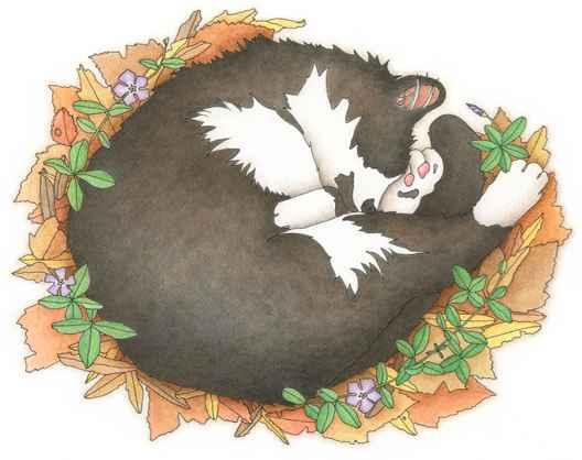 Garden Cat by Mrs. Clay Carmichael - Masterpiece Online