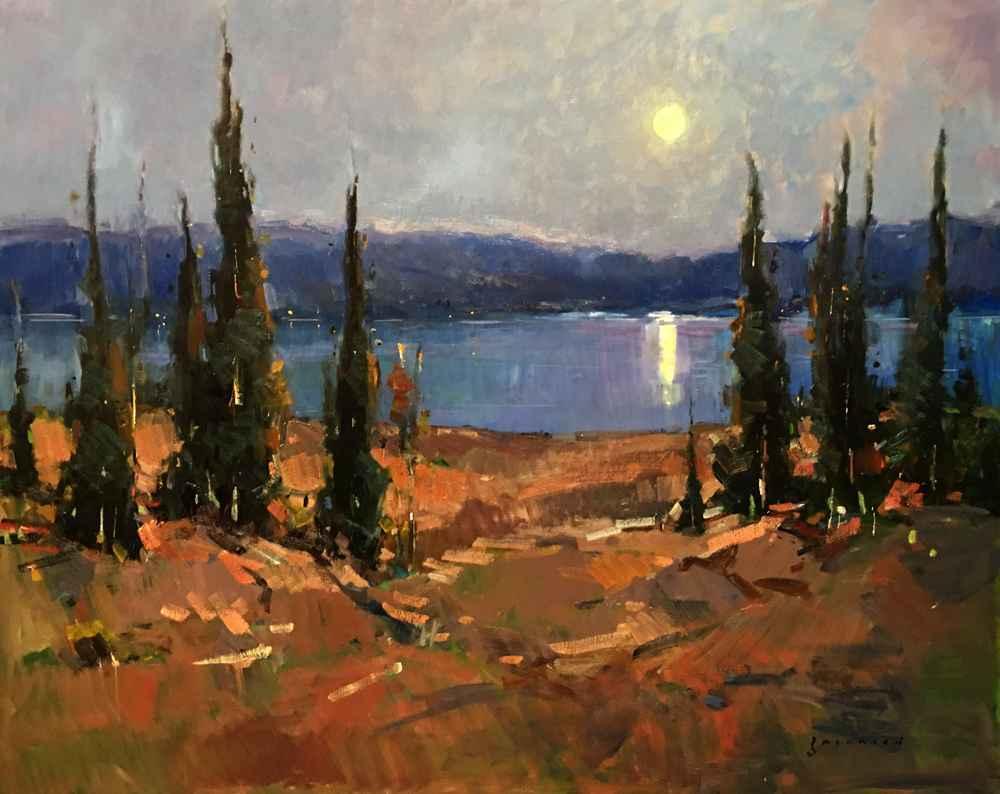 Autumn Nocturne  by  Eric Jacobsen