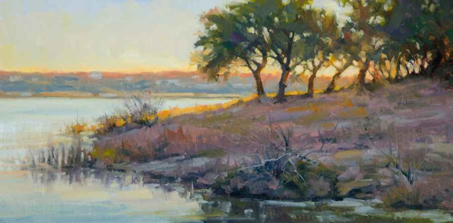 Evening Cove by Mr Bob Rohm - Masterpiece Online