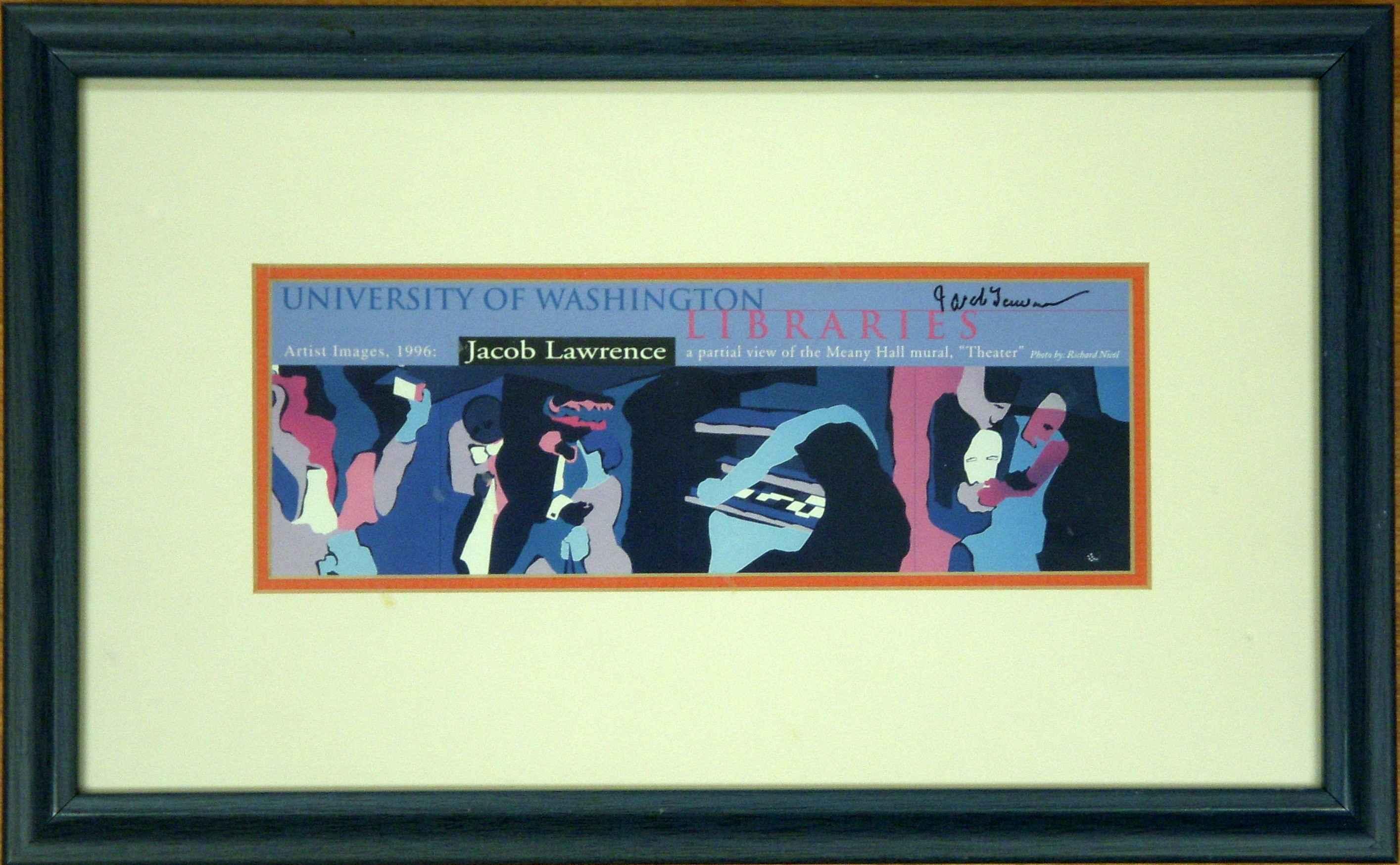 University of Washing... by  Jacob Lawrence - Masterpiece Online