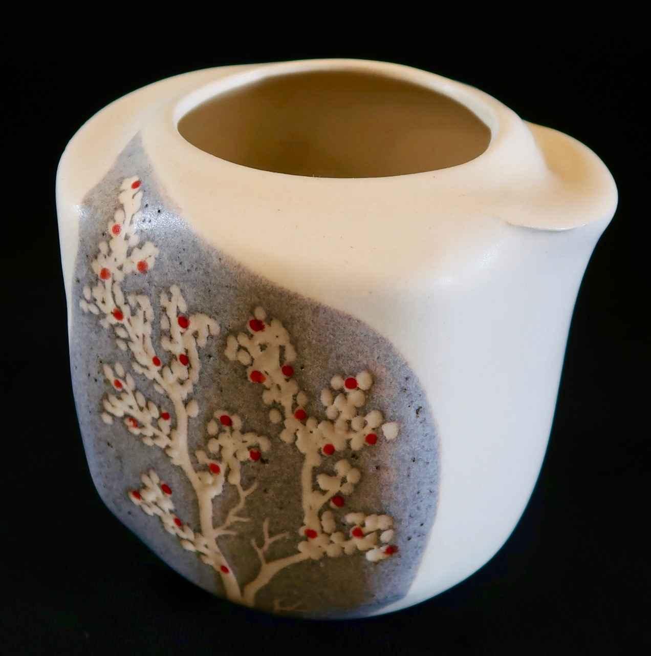 Ohia Tree Carved Vase... by Ms. Birgitta Frazier - Masterpiece Online