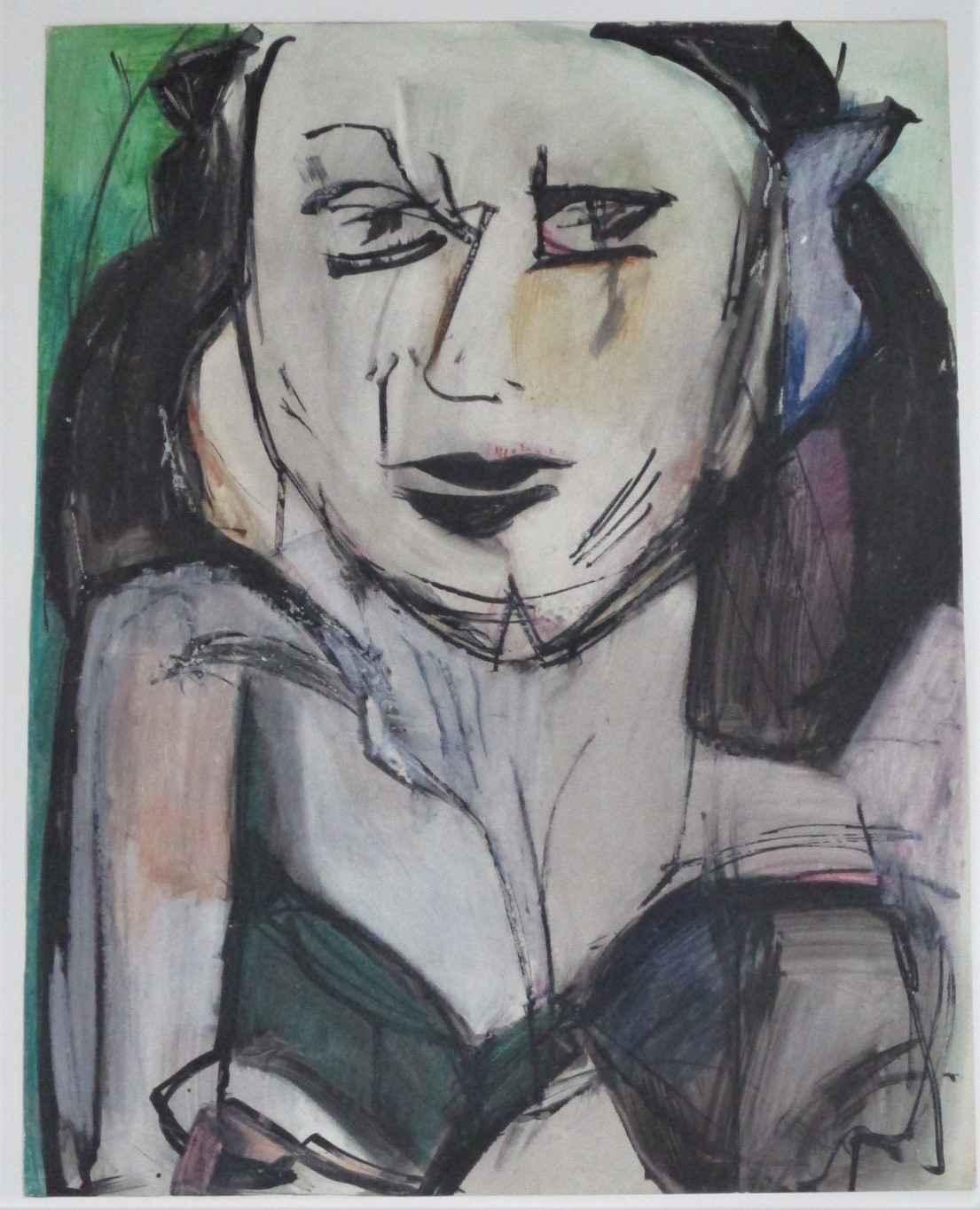 Unknown ( Woman) by  Esther Podemski - Masterpiece Online