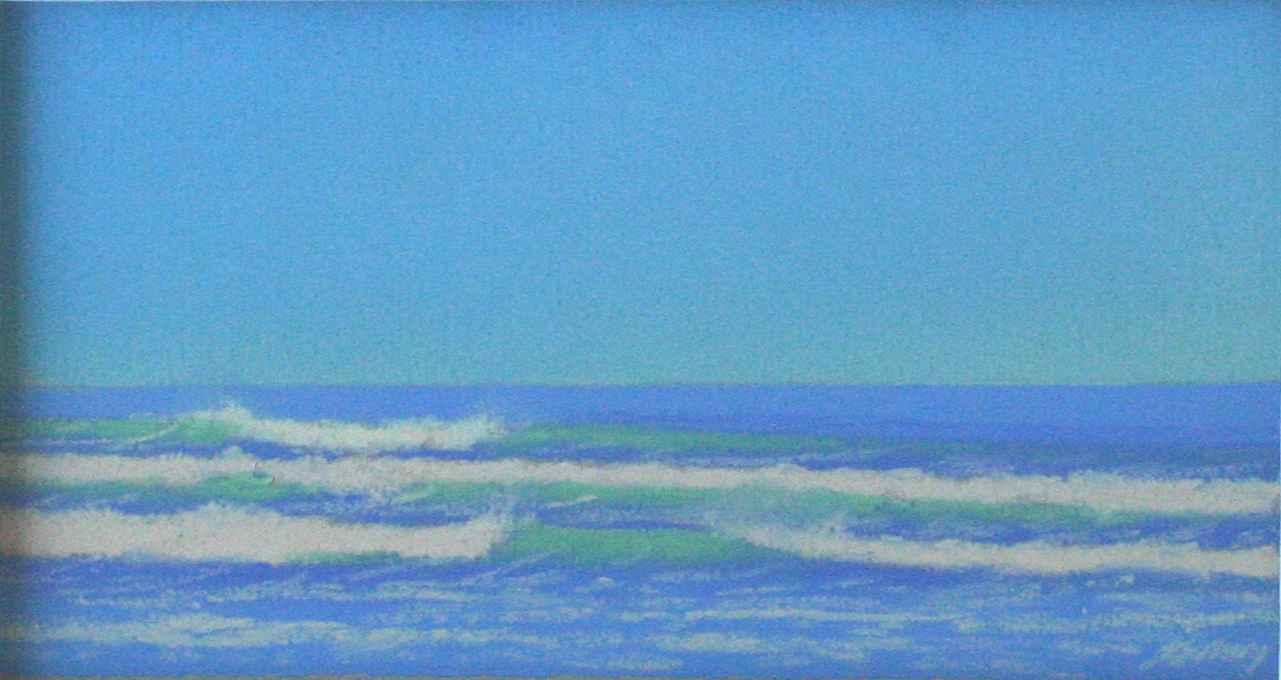 Wave Study  I by  Scott Terry - Masterpiece Online