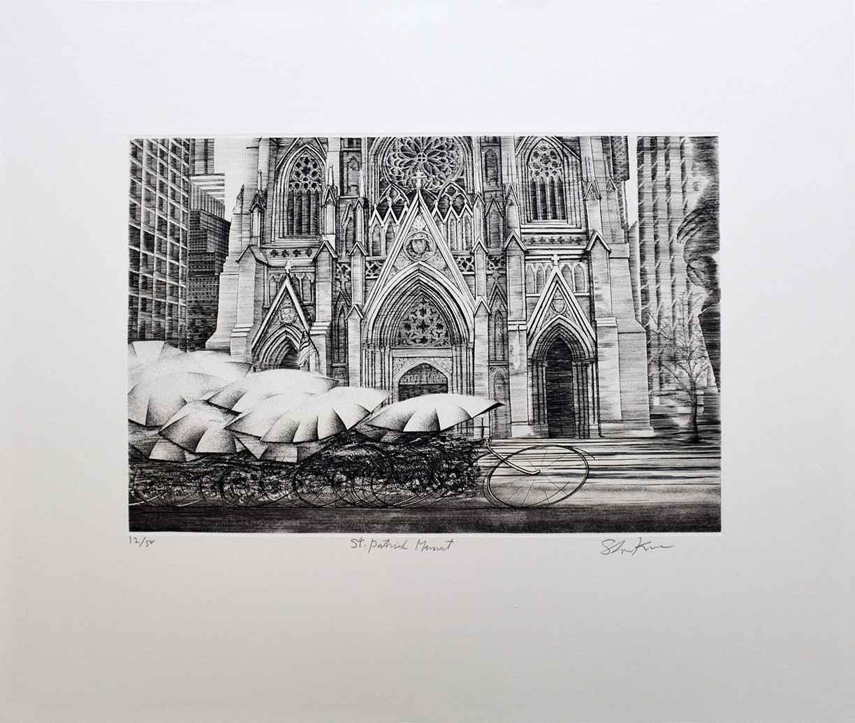 St. Patrick Moment by  Shigeki Kuroda - Masterpiece Online