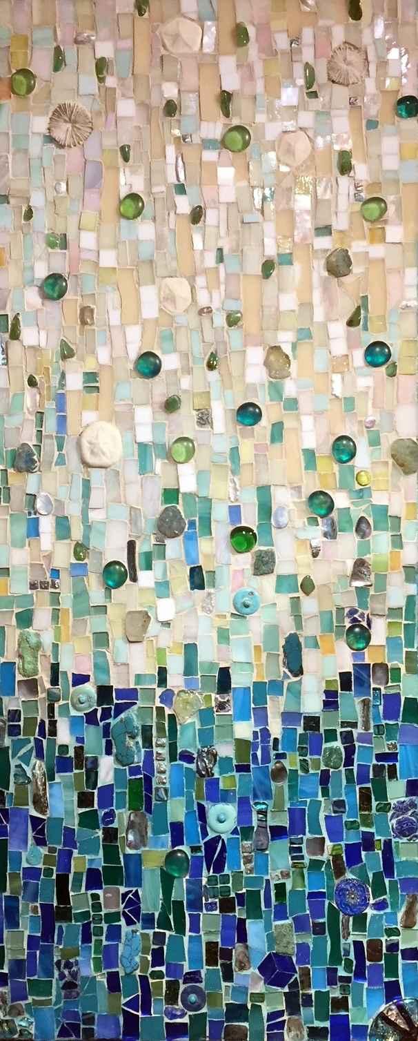 Waterfall by  Gala Kraftsow - Masterpiece Online