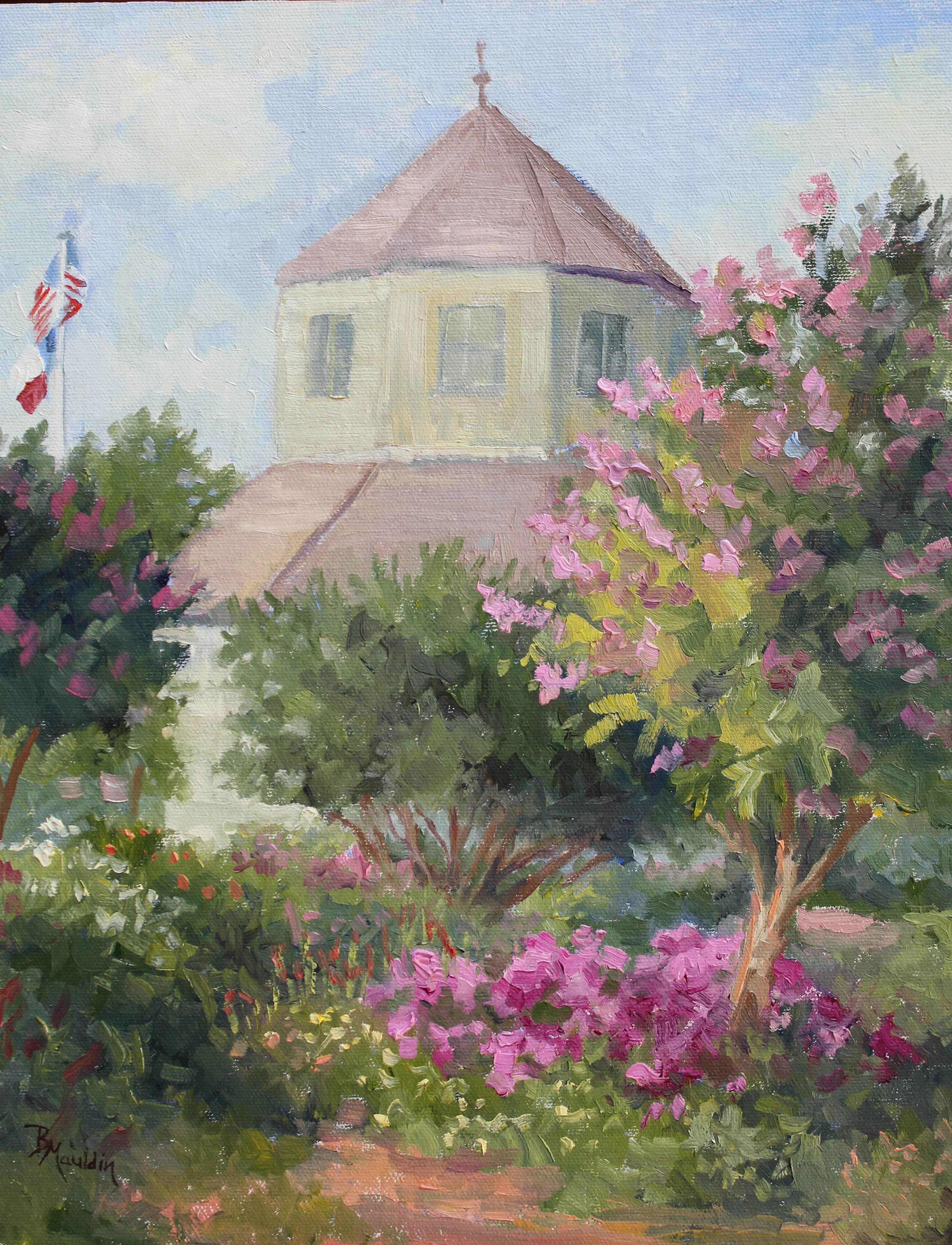 Vereins Kirche by  Barbara Mauldin - Masterpiece Online
