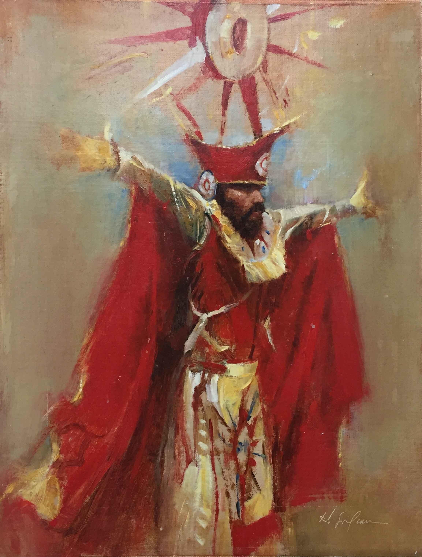 Festival Dancer by  Hodges Soileau - Masterpiece Online