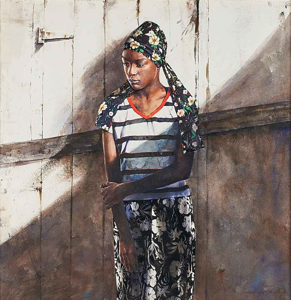 Slender by  Stephen Scott Young - Masterpiece Online