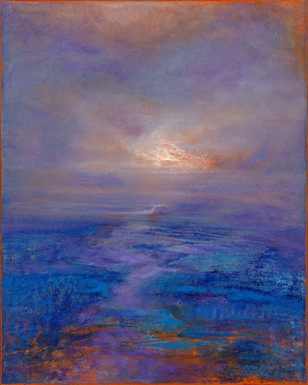 Emerging Turquoise by  Patricia Kaufman - Masterpiece Online