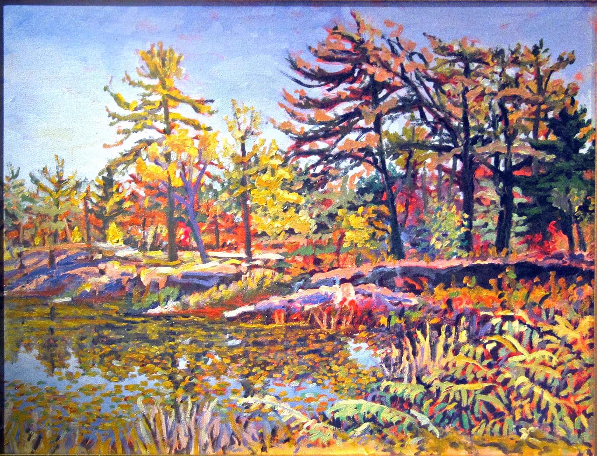 Canadian Pool, Killar... by Mr. Daniel Stauff - Masterpiece Online