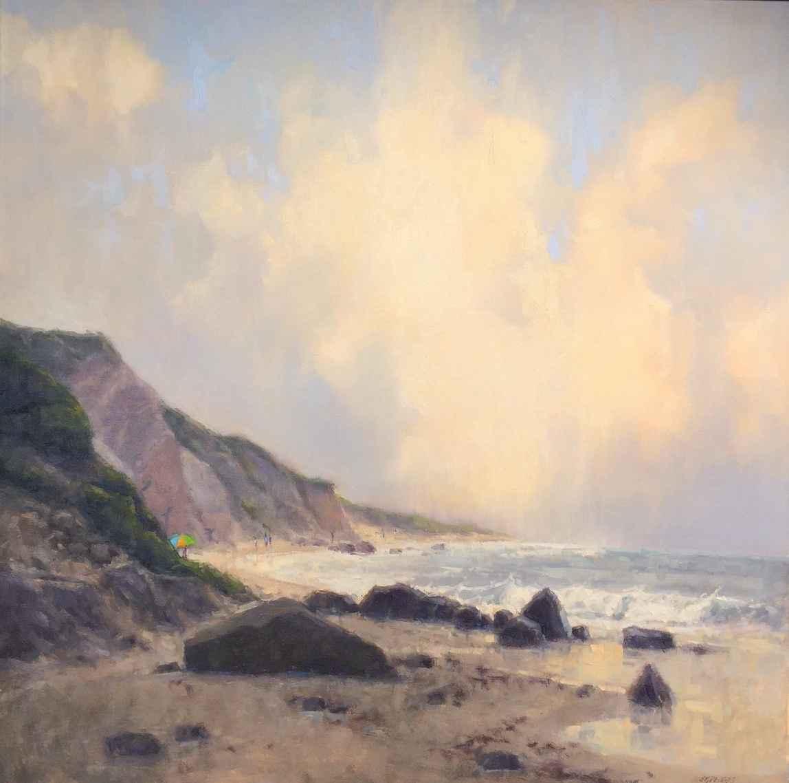 Aquinnah Cliffs by  Elise Phillips - Masterpiece Online