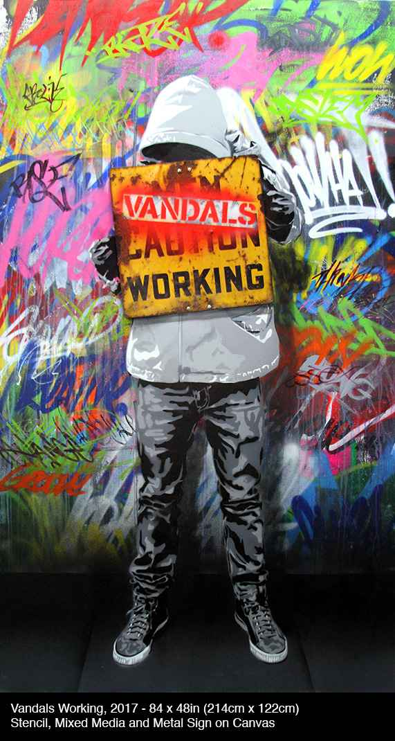 Vandals Working by  Hijack  - Masterpiece Online