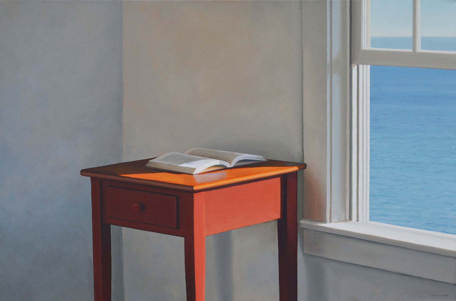 A Sea Story by  Jim Holland - Masterpiece Online