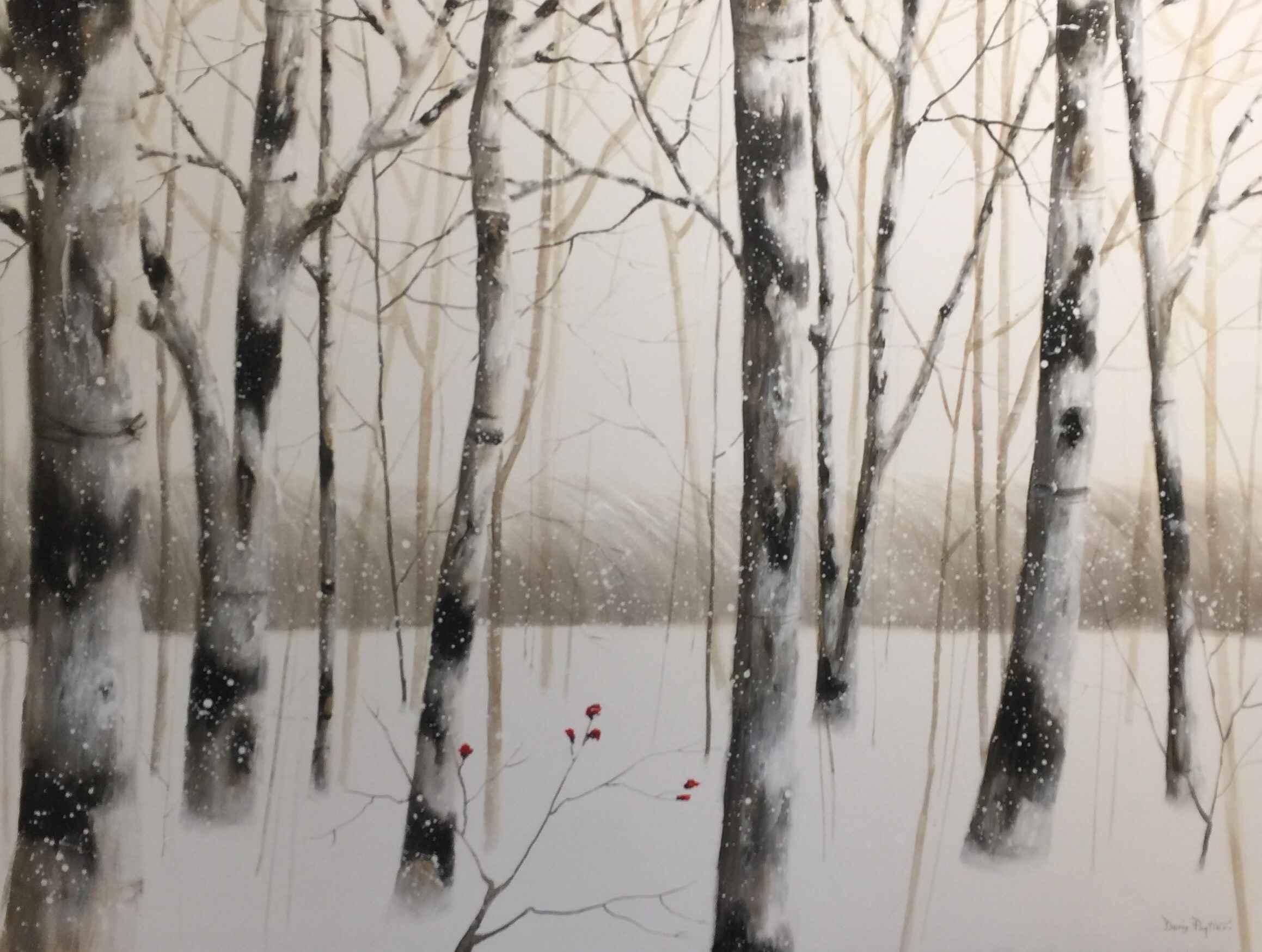 Prelude To Spring by  Doris Pontieri - Masterpiece Online