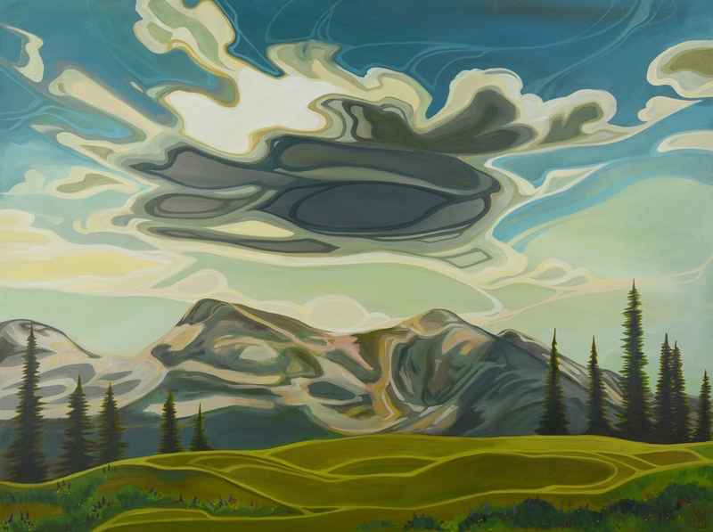 Wonder Sky by  Erica Hawkes - Masterpiece Online