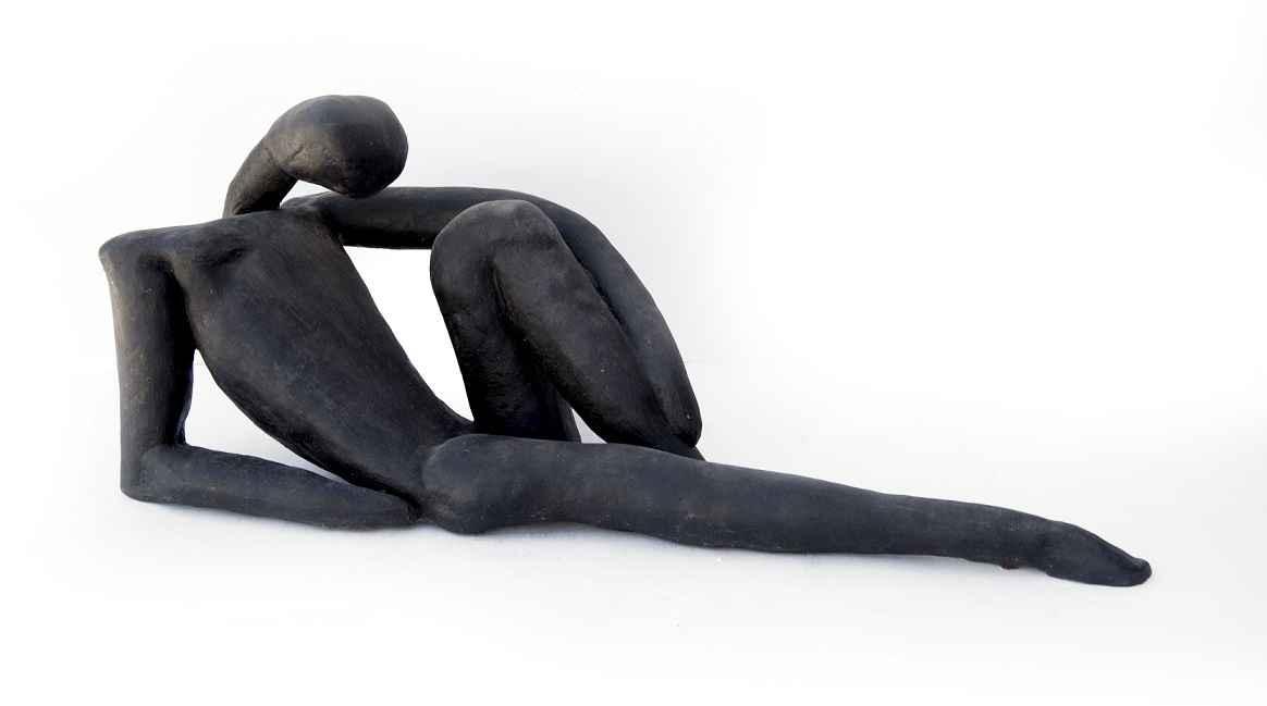 Reclining Figure   (2...  by  Helen Post
