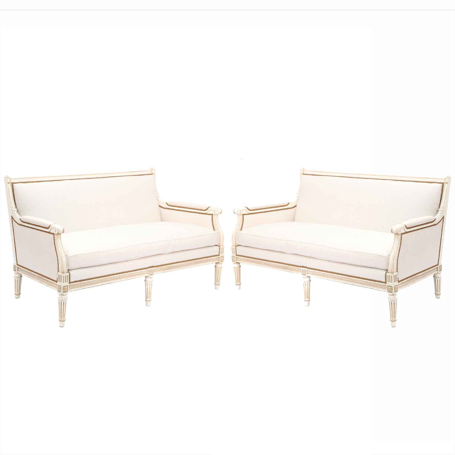 Pair of Louis XVI Sty... by  French  - Masterpiece Online