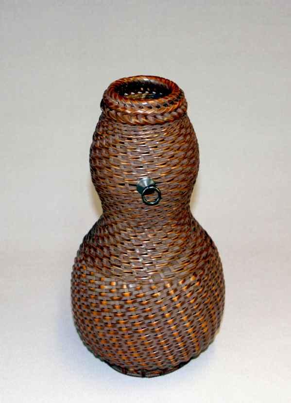 Untitled gourd-shaped...  by  Kazuaki Honma