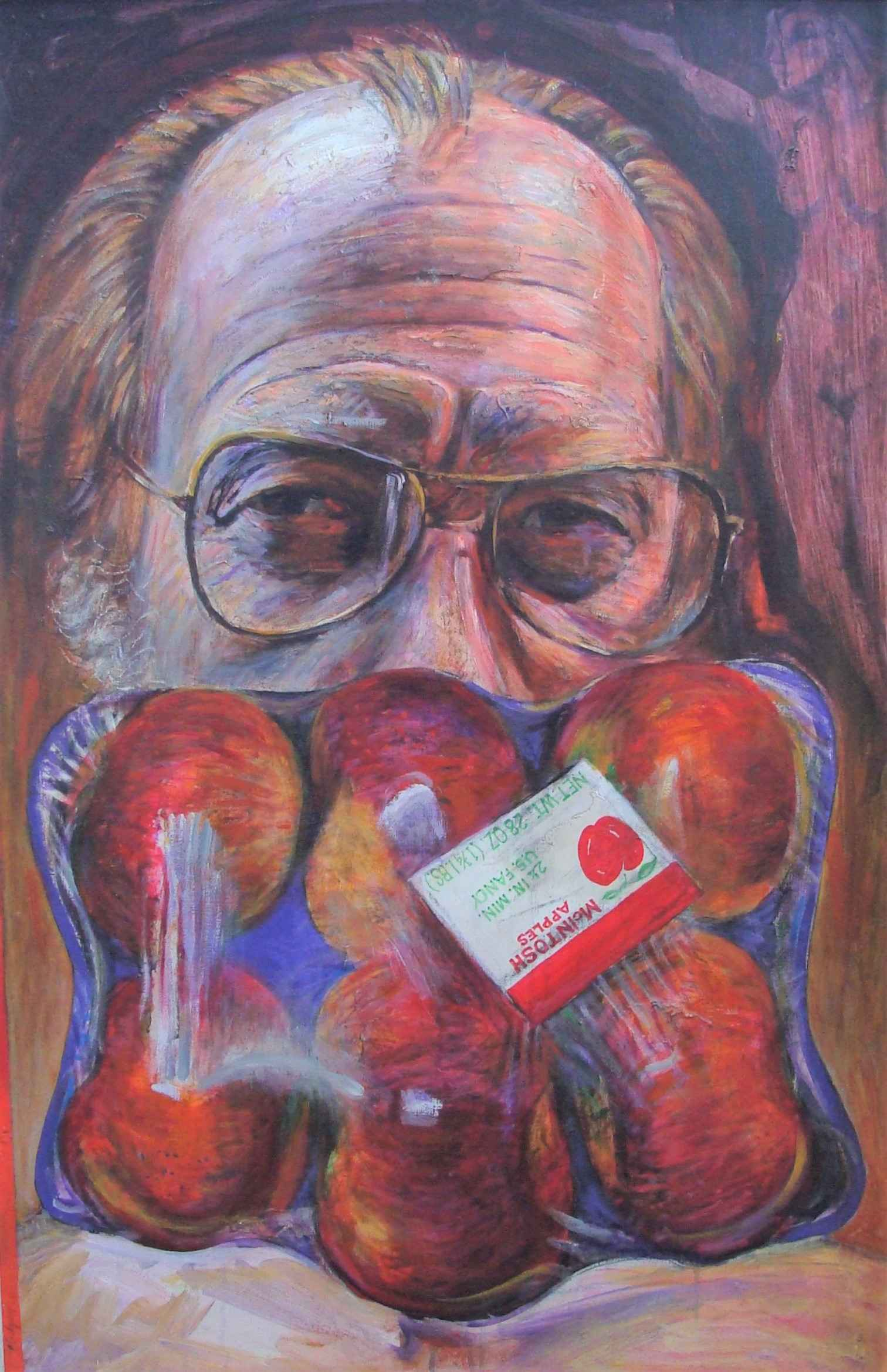 Untitled (Self Portra... by Mr. Robert Hodgell - Masterpiece Online