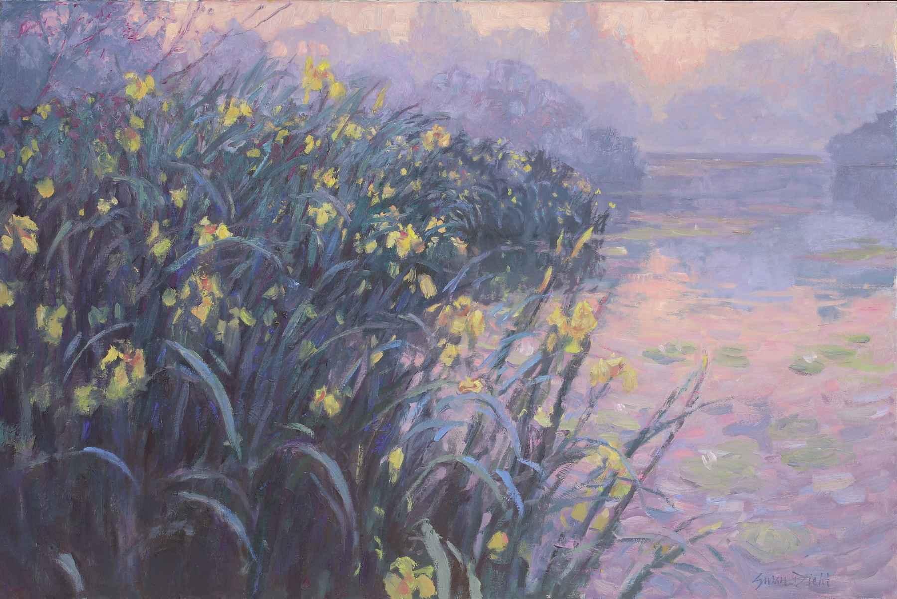 Morning Mist  by  Susan Diehl