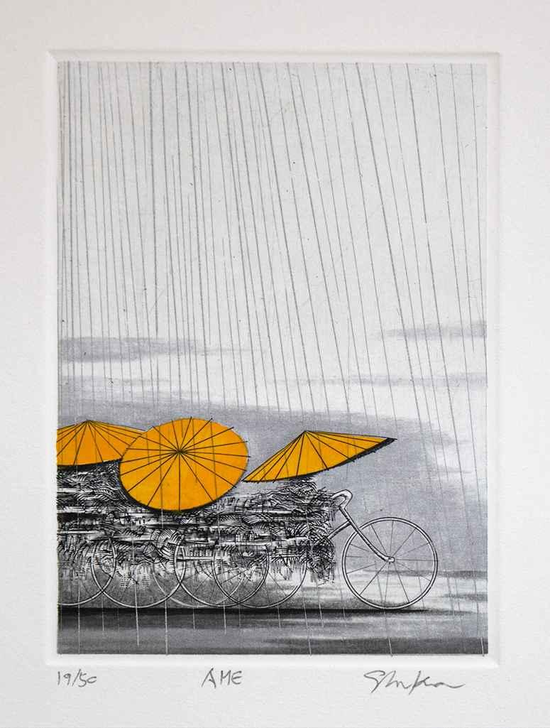 Ame by  Shigeki Kuroda - Masterpiece Online