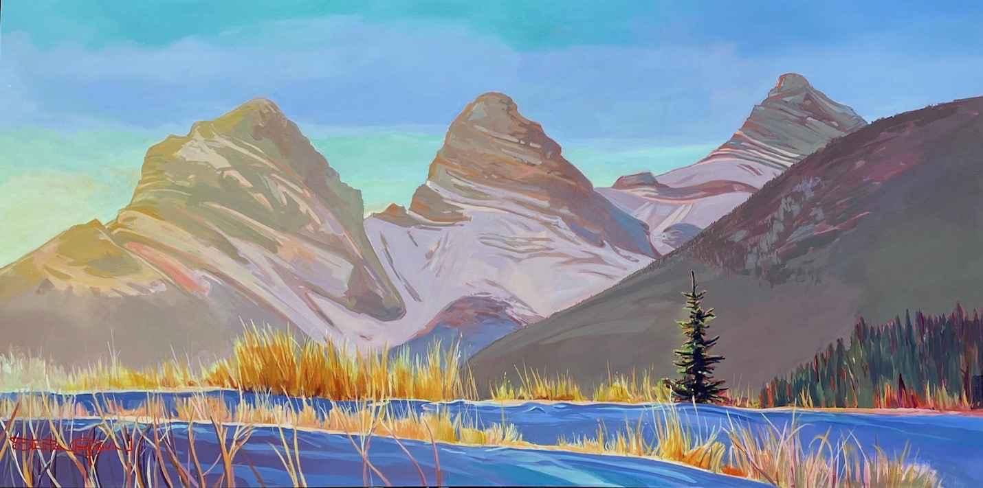 Simplified Serenity by  Stephanie Gauvin - Masterpiece Online