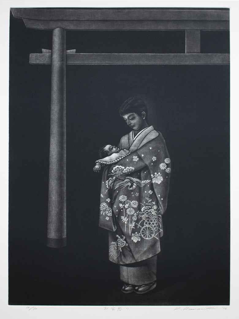 Omiya Mairi by  Katsunori Hamanishi - Masterpiece Online