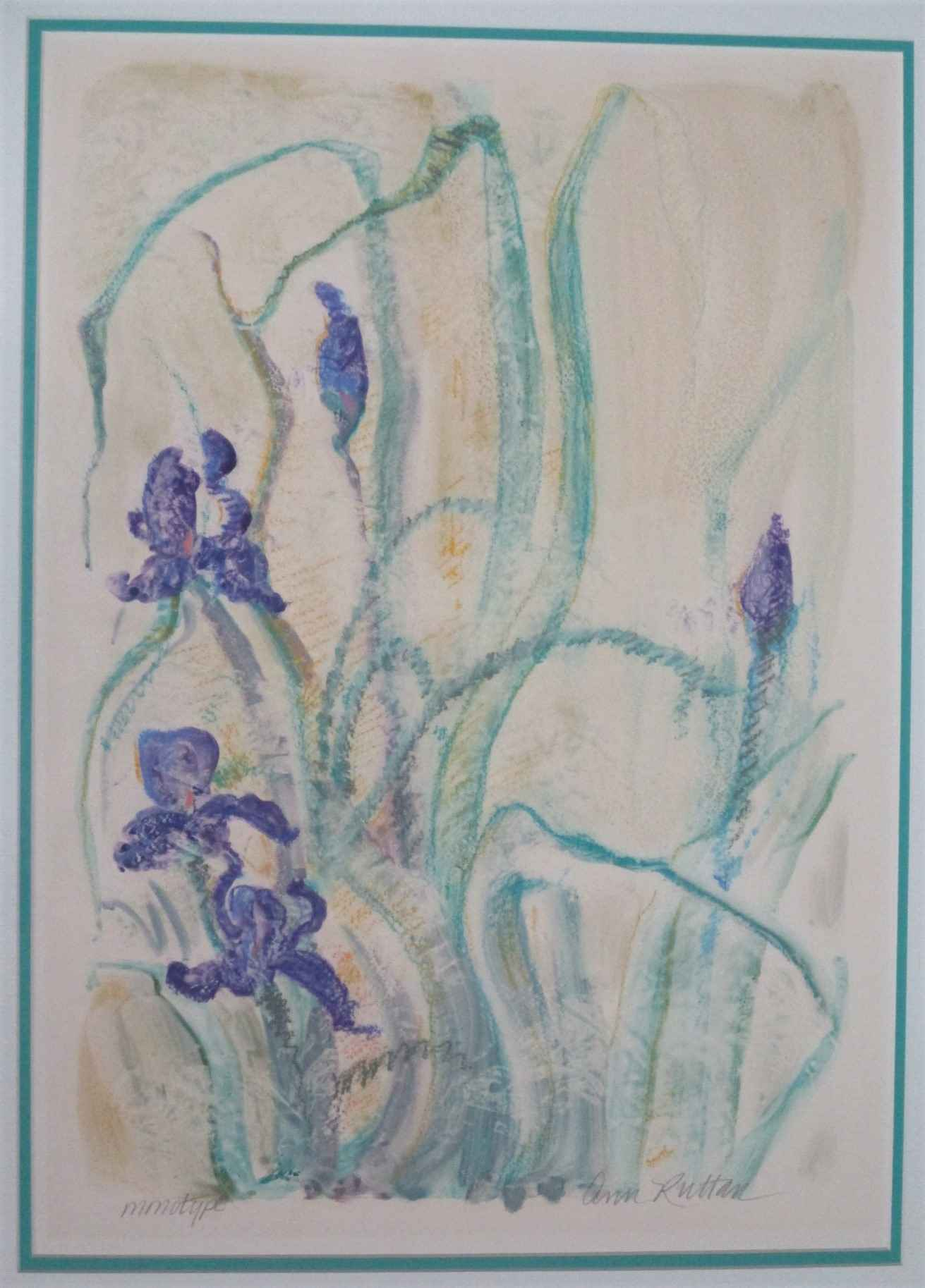 Unknown (Iris) by  Ann Ruttan - Masterpiece Online