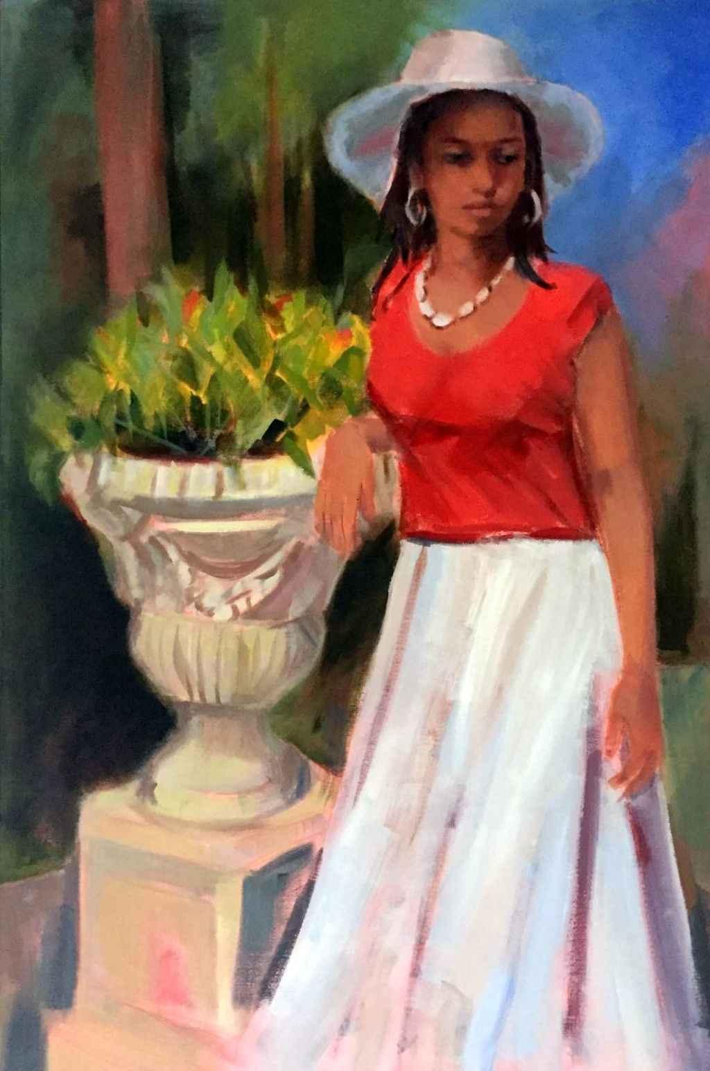 Far Away by Mrs. Vishni Gopwani - Masterpiece Online