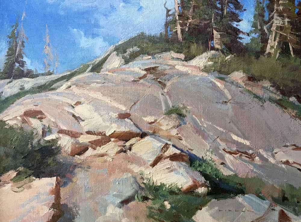 Albion Basin by  David Dibble - Masterpiece Online