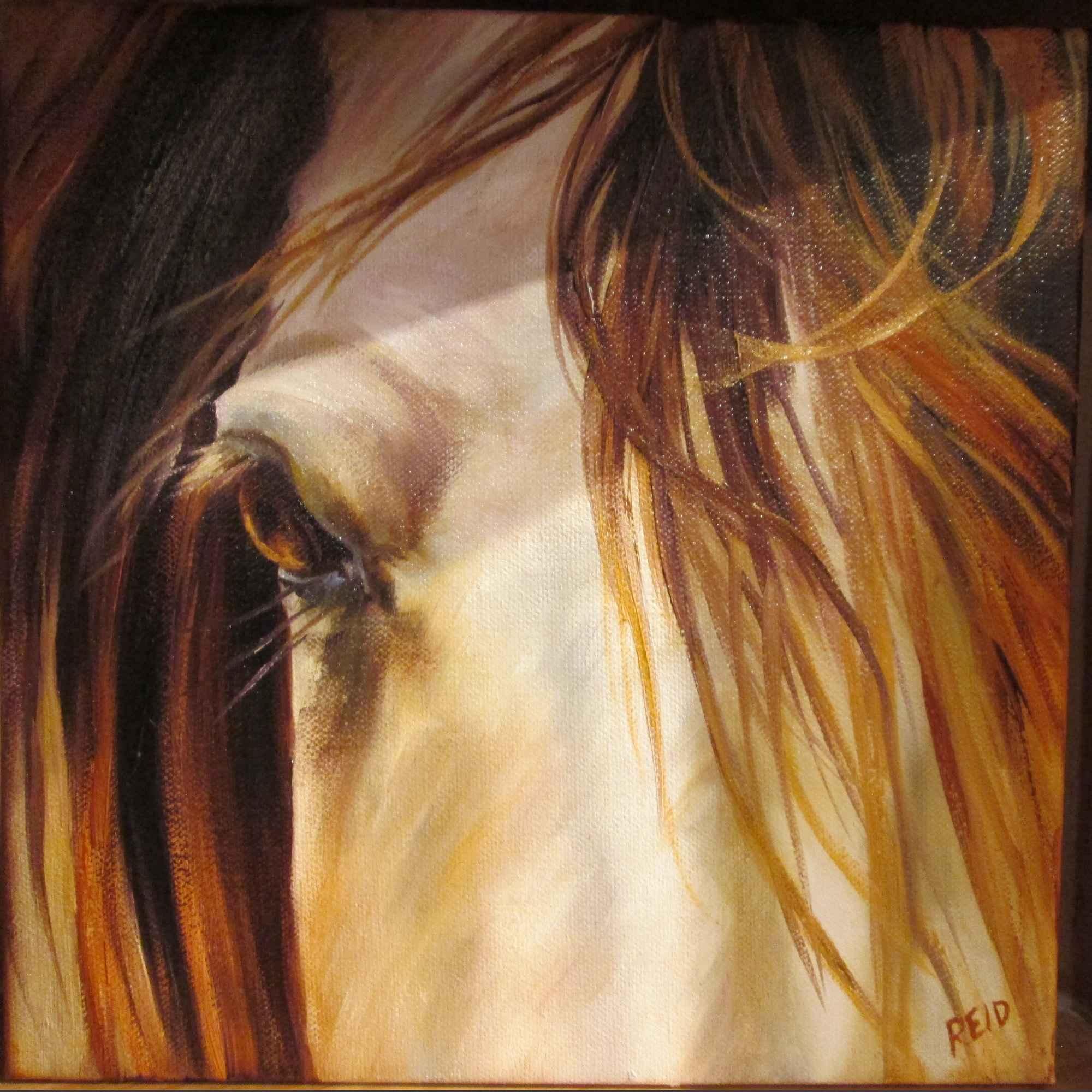 Horse by  Sonia Reid - Masterpiece Online