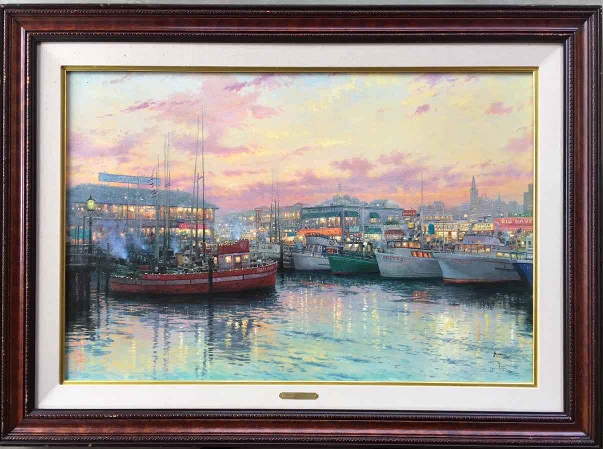 Kincade - Fishermans ...  by  Resale Gallery