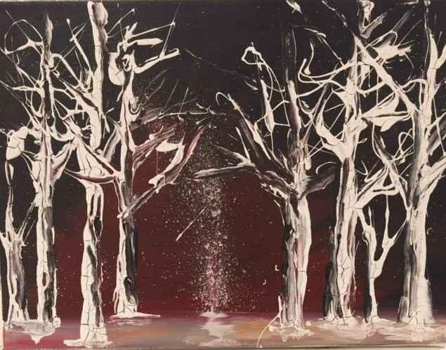 Winter Forest by  Boston Logan - Masterpiece Online