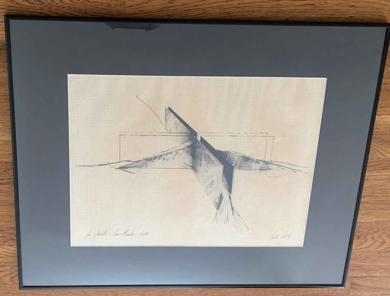 Untitled Study/Drawing by  Laddie John Dill - Masterpiece Online