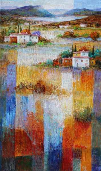 Fall by  Mario Malfer - Masterpiece Online