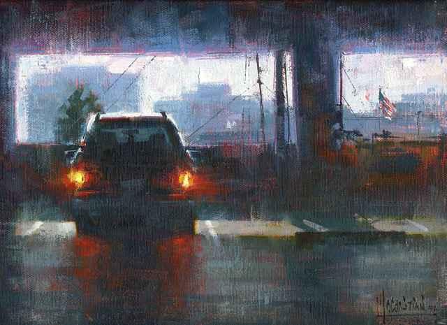 'Idling on P3' by  Jennifer McChristian - Masterpiece Online