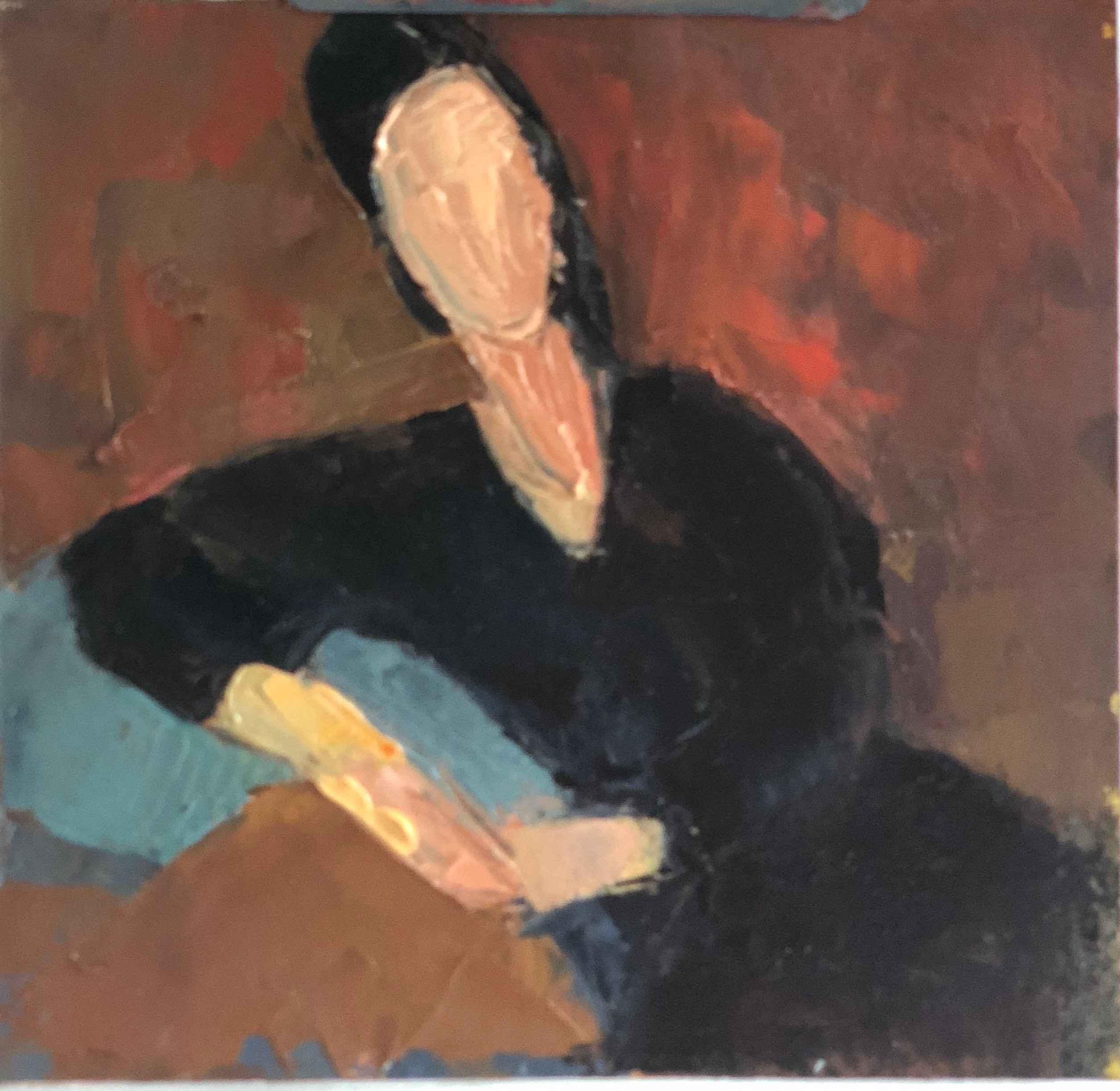 Z Mini Portrait Quota... by  Rossana Dewey - Masterpiece Online