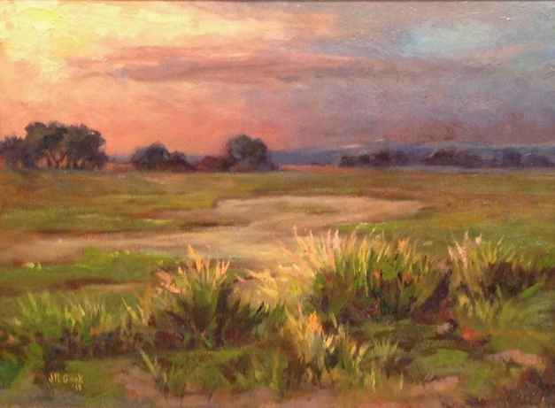 Texas Sunset by  JR Cook - Masterpiece Online