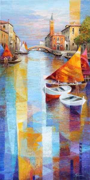 Venice Light by  Gabriella Mariani - Masterpiece Online
