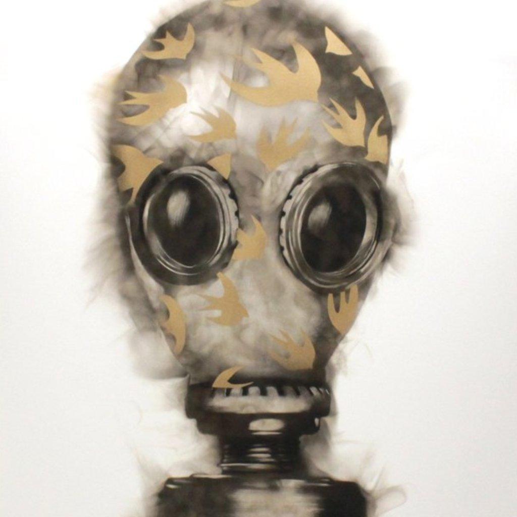 Gas Mask A. McQueen by  Spazuk  - Masterpiece Online
