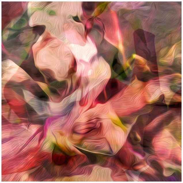 Cascade of Petals by  Robert Bruce Evelyn - Masterpiece Online