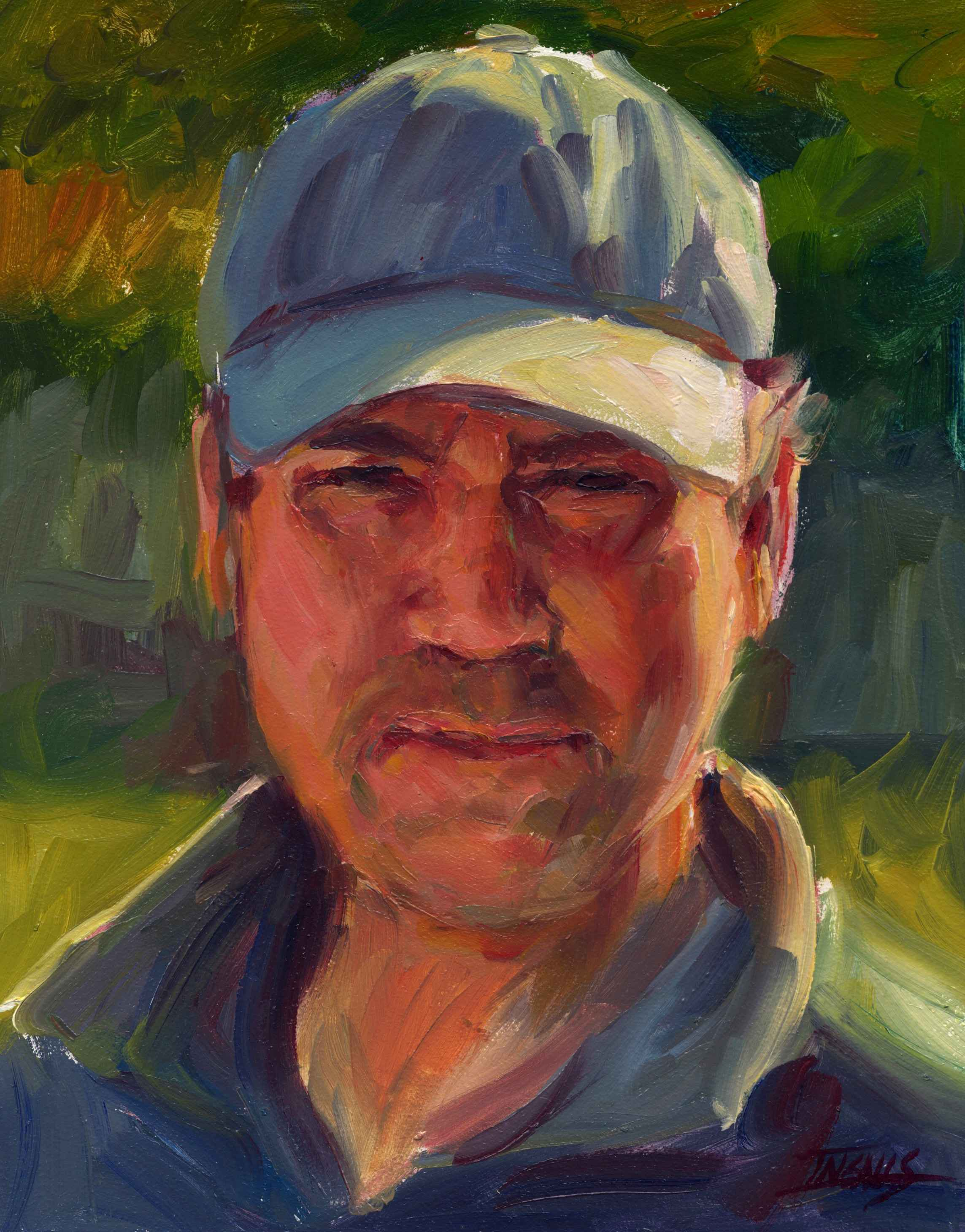 Thad by  Pam Ingalls - Masterpiece Online
