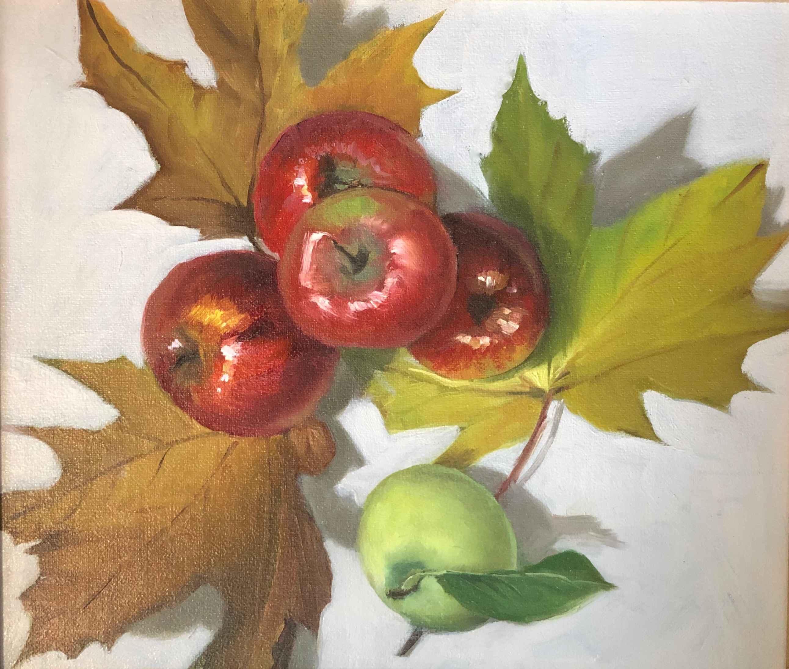 Edge Cliff Apples
