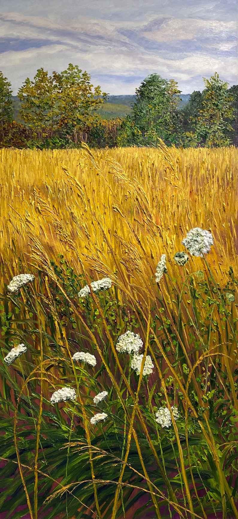 Fields of Gold by Ms Debra Lynn Carroll - Masterpiece Online