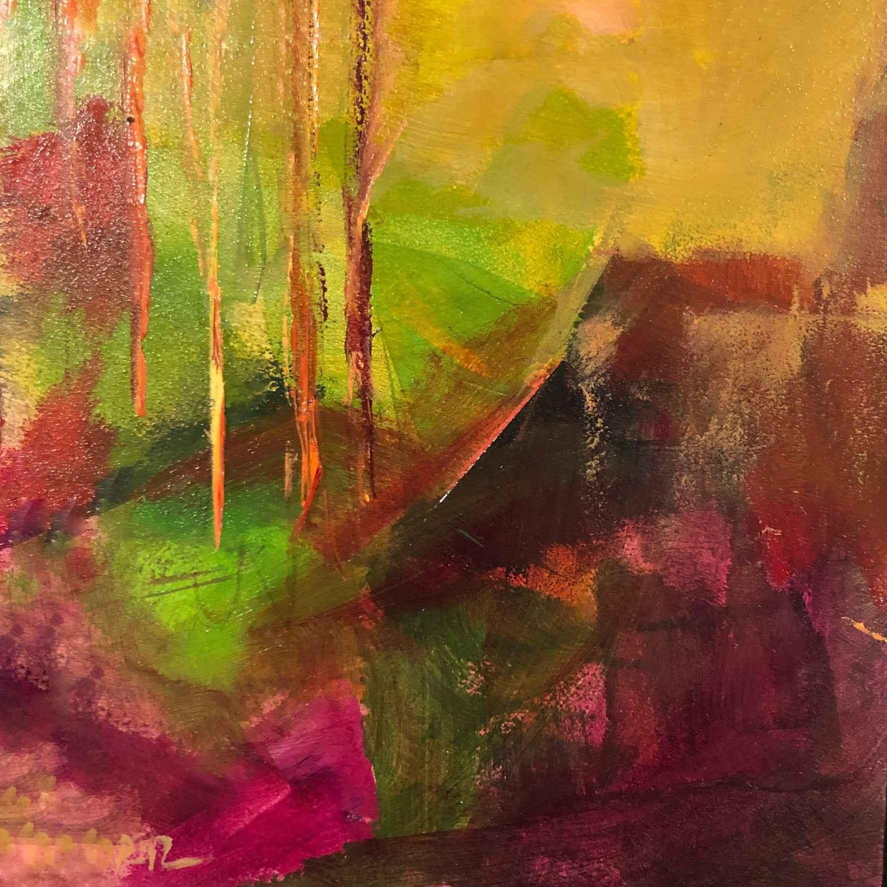 Lollipop Trees by Ms. Deb Mortl - Masterpiece Online