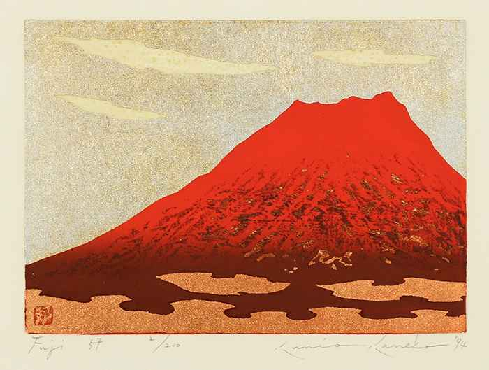 Fuji 57 by  Kunio Kaneko - Masterpiece Online